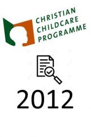Jaarverslag 2012 CCPNederland